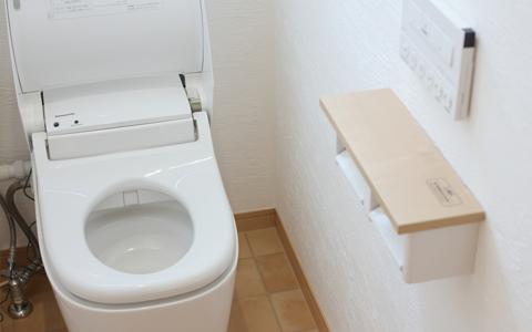 トイレのつまり流れが悪いとき